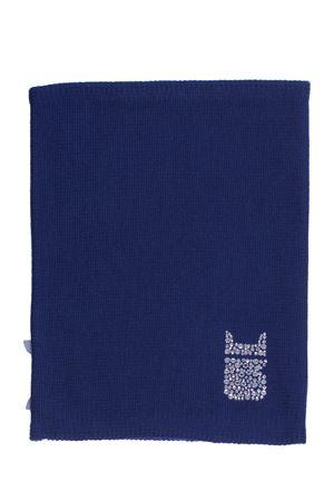 Scaldacollo in lana merinos BULLISH | 5032273 | GORRO SWAROVSKY EDITIONBLU ELETTRICO