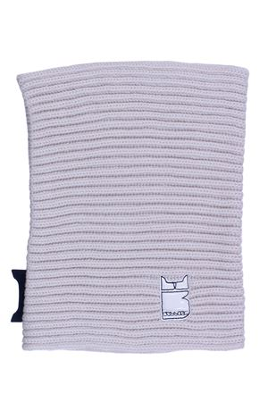 Merino wool neck warmer BULLISH | 5032273 | GORROJBEIGE CHIARO