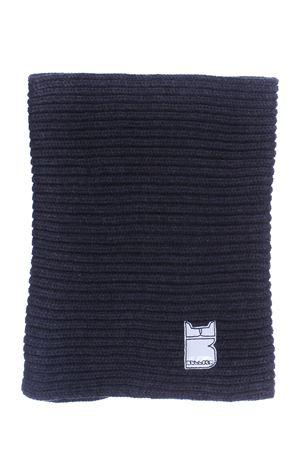 Merino wool neck warmer BULLISH | 5032273 | GORROJGRIGIO SCURO