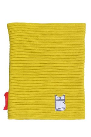 Merino wool neck warmer BULLISH | 5032273 | GORROJLIME