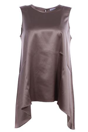 Silk camisole BRUNELLO CUCINELLI | 8 | M0C59E1110C9018