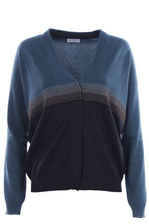 Cardigan in cashmere CUCINELLI | -161048383 | M12149106CV059