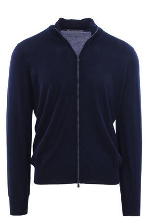 Cardigan full zip in cashemere e seta CUCINELLI | -161048383 | M2300106CA058