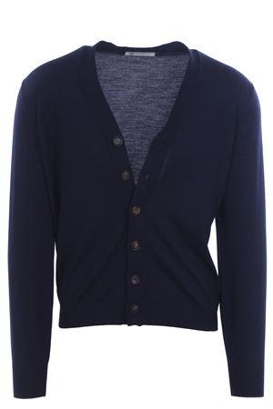 Cardigan rasato in lana e cashemere CUCINELLI | -161048383 | M2482026CW425