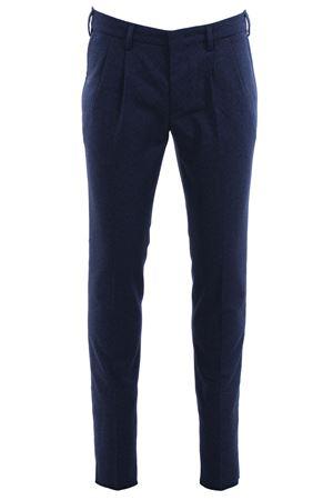 Pantalone sartoriale color moulinè DEVORE | 5032272 | INCIPIT2D07810362