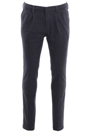 Pantalone sartoriale in twill di cotone melange jap DEVORE | 5032272 | INCIPIT2J00920205