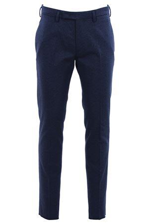Pantalone sartoriale color moulinè DEVORE | 5032272 | INCIPIT2L01040362