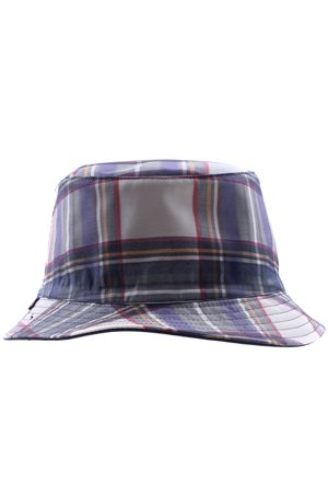 Rain hats check double face DIKINSON | 5032304 | 843-3105-7