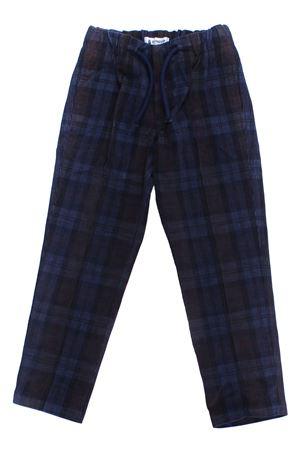 Pantalone carlos in velluto DONDUP | 5032272 | DMPA18CQ261SDUNI10534