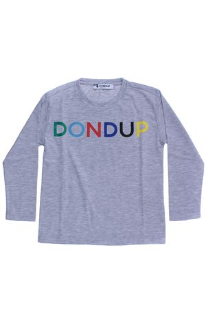T-shirt in cotone DONDUP | 8 | DMTS28JE151SD1190610