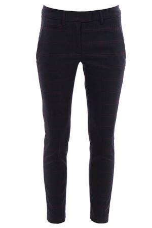 Pantaloni perfect in principe di galles DONDUP   5032272   DP066QS0090XXX579