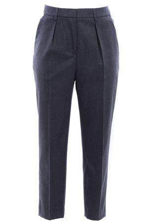 Pantaloni carliecon pinces in lana DONDUP | 5032272 | DP362WS0121DXXX946