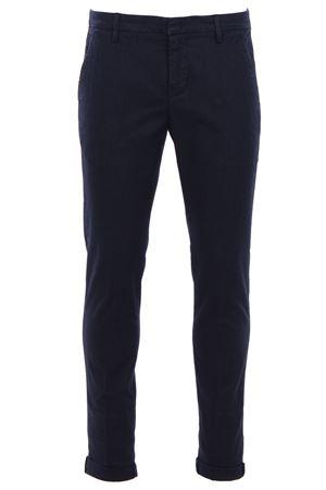 Pantaloni gaubert in cotone oxford DONDUP | 5032272 | UP235AS0042PTD897