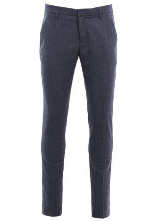 Pantaloni gaubert in flanella leggera DONDUP | 5032272 | UP235WS0121UXXX946