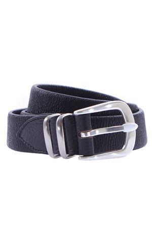 Cintura in pelle martellata elastica ELEVENTY | 5032288 | 979CI0083CIN2500505