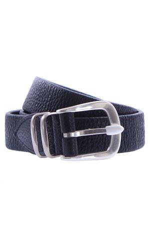 Cintura in pelle martellata elastica ELEVENTY | 5032288 | 979CI0083CIN2500522