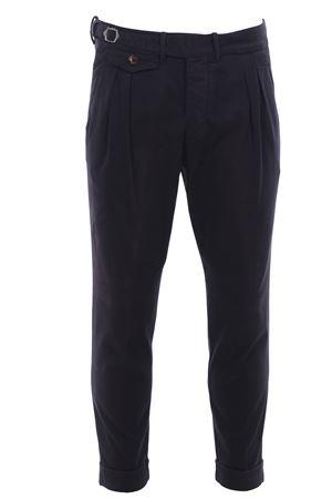 Pantaloni con fibbia ELEVENTY | 5032272 | 979PA0180PAN2401310