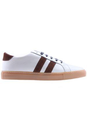 Sneakers bande camoscio ELEVENTY | 20000049 | 979SR0159SCA2601003