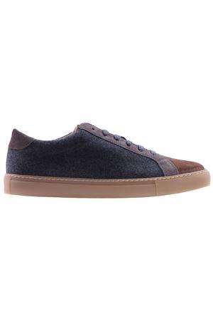 Sneakers bimaterica ELEVENTY | 20000049 | 979SR0160SCA2601114