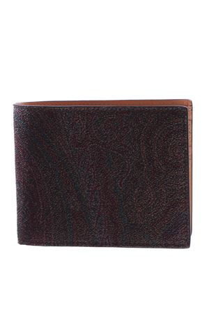 Classic paisley book wallet