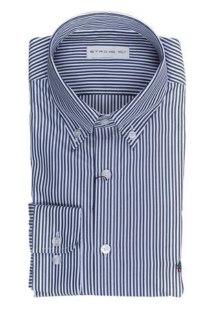 Camicia mandy in cotone a righe ETRO   5032279   138643019500