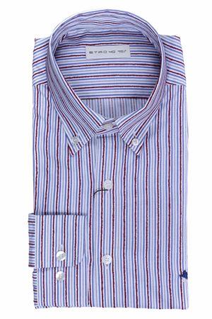 Camicia mandy in cotone a righe ETRO   5032279   138643020200