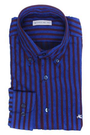 Camicia mandy in cotone a righe ETRO   5032279   138643023600