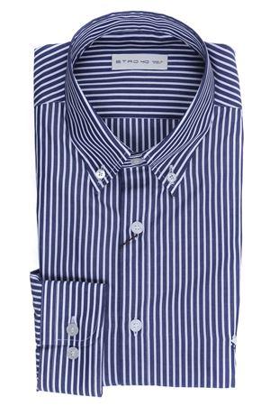 Camicia mandy in cotone a righe ETRO   5032279   163653101200