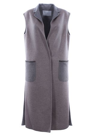 Wool vest coat FABIANA FILIPPI | 5032278 | CT74118J121VR2