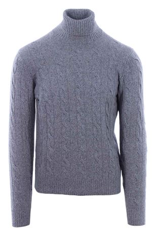 Collo alto treccia in lana e cashemere FILIPPO DE LAURENTIS | -161048383 | B23858115