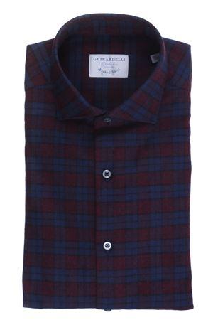 Check flannel shirt GHIRARDELLI | 5032279 | L69B878N111901