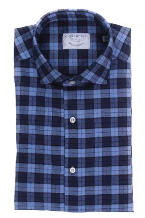 Check flannel shirt GHIRARDELLI | 5032279 | L69B878N111902