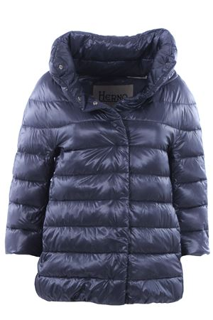 Medium down jacket