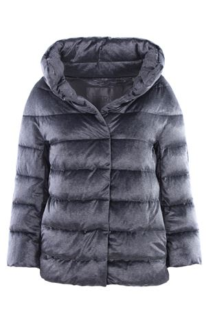 Chenille down jacket HERNO | 5032285 | PI005DR150089400