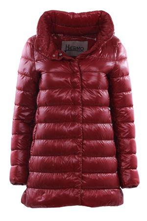 Medium asymmetrical down jacket HERNO | 5032285 | PI0505DIC120176600
