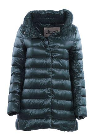 Medium asymmetrical down jacket HERNO | 5032285 | PI0505DIC120177780