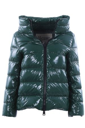Rubber effect down jacket HERNO | 5032285 | PI0837D12207750