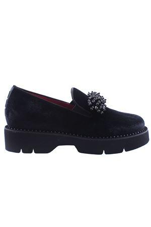 Velvet loafers I8I | 5032270 | EDEN237VELNERO