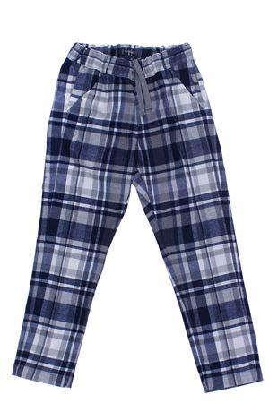 Pantalone a quadri IL GUFO | 5032272 | PL2373034074