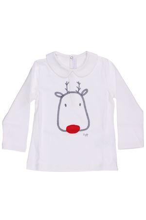 T-shirt manica lunga IL GUFO | 8 | TA157M00111037