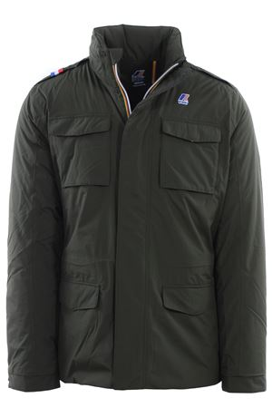 Field jacket manfield ripstop marmotta K-WAY | 5032282 | K0064K0939