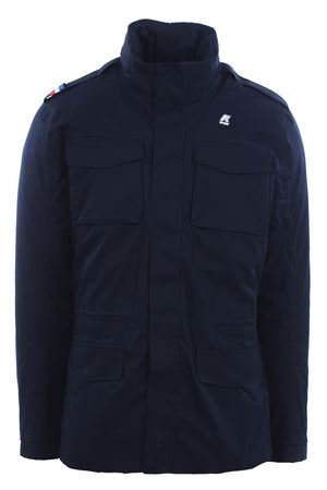 Field jacket manfield termo cotton K-WAY | 5032282 | K007GY0K89