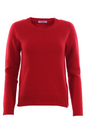 Wool and cashemere crew neck MAJESTIC | -161048383 | T029FPU074423