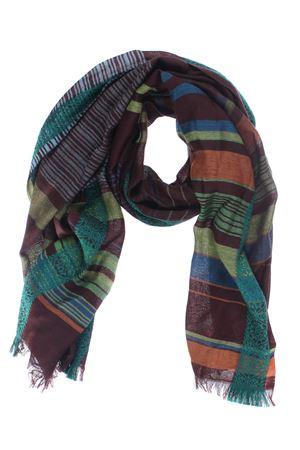 Sciarpa multicolor MALIPARMI | 5032273 | IB032420166B6000