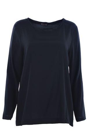 T-shirt manica lunga in seta MALIPARMI | 8 | JM40603102120000
