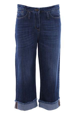 Jeans demi con risvolto MERCI | 24 | DEMI1919740UNICO