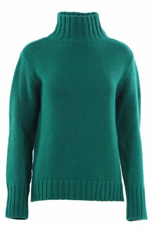 Collo alto in lana manica lunga MERCI | -161048383 | W24D19570BOTANICA