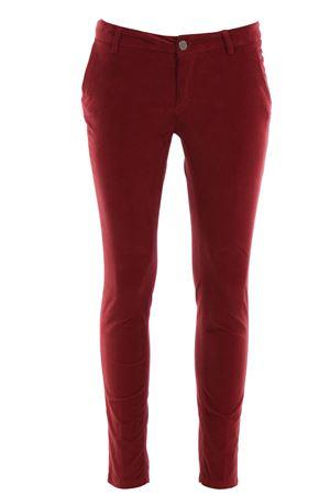 Velvet skinny pants NOLAB | 5032272 | SOHOT93TDR550