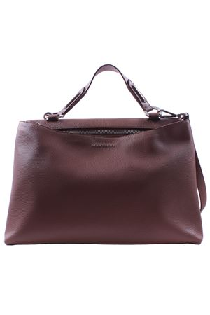 Large leather bag with shoulder strap ORCIANI | 5032281 | B02034MICRONSIGARO