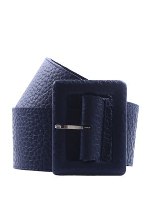 Leather belt ORCIANI | 5032288 | D09821SOFTNAVY